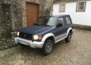 Pajero 2 5 gls jipe turbo intercooler com bloqueios diesel car