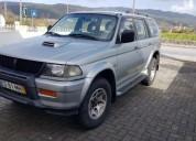 Mitsubishi pajero sport diesel car