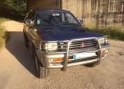 Mitsubishi strakar 4x4 diesel car