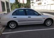Mitsubishi gasolina car