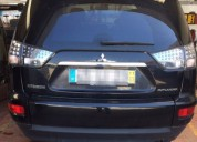 Mitsubichi outlander sete lugares diesel car