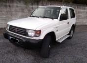 Mitsubishi pajero 2 5 diesel car