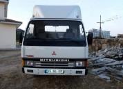 Mitsubishi canter car