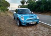 Mini cooper s r53 gasolina car