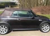 Mini cooper cabrio d highgate full extra semi novo diesel car