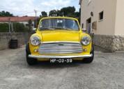Mini 1100 e 1300 gasolina car