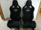 Bancos mini recaro car