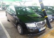 Skoda fabia break 1 4 tdi ano 2006 diesel car