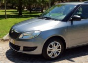 Skoda fabia break 1 2 tdi diesel car