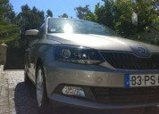 Skoda fabia break 1 4 tdi style diesel car