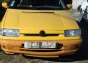 Skoda felicia 1 9 diesel com 4 lugares com lona descapotavel diesel car