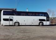 Autocarro volvo cor branco