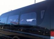 Autocarro minibus diesel cor preto caixa automática