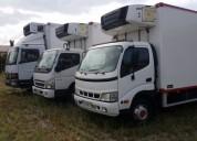 Camioes frigorificos diesel