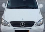 Carrinha mercedes vito diesel cor branco caixa manual