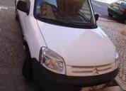 Carrinha citroen berlingo 1600 hdi diesel cor branco caixa manual