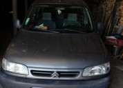 Citroen berlingo 1 9d 5 lugares diesel cor cinzento caixa manual