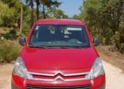 Citroen berlingo hdi 90 comerciais diesel cor vermelho caixa manual
