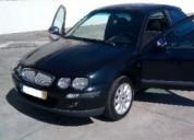 Carrinha rover 25 turbo diesel 2 0 ano 2000 diesel cor preto caixa manual