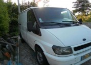 Carrinha ford transit diesel