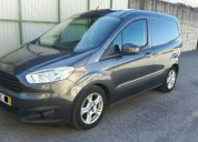 Ford transit courier connect 1 6d diesel cor cinzento caixa manual