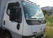 Carrinha frigorifica diesel cor branco caixa manual