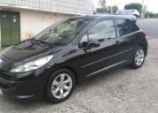 Peugeot 207 1 6 hdi van diesel cor preto caixa manual