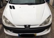 Peugeot 206 2 0 hdi xs van diesel cor branco