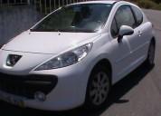 Peugeot 207 1 6 hdi van diesel cor branco caixa manual