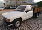Toyota hilux 2 4d diesel cor branco caixa manual