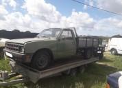bedford isuzu pick up kdb diesel cor verde caixa manual