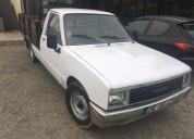 Bedford caixa aberta diesel cor branco caixa manual