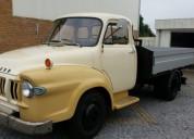Bedford j1 restaurada diesel cor bege caixa manual