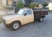 Bedford kbd 26 pick up diesel cor bege caixa manual