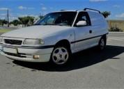 Opel astra van 1 7 td diesel cor branco caixa manual