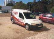 Carrinha opel comercial diesel cor branco caixa manual