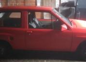 Corsa a diesel comercial diesel cor vermelho caixa manual
