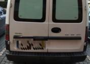 Carrinha opel combo diesel cor branco caixa manual