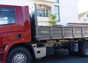 Daf cf 430 diesel cor vermelho caixa manual