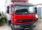 Daf lf 45 160 euro 5 cor vermelho