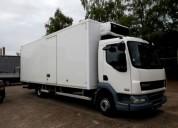 Daf fa 250 diesel cor branco caixa automática