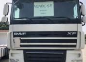 Daf xf 105 510 6x4 diesel cor branco caixa automática