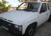 Nissan pickup o furacao diesel cor branco