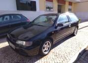 Almera n15 comercial 2 0td diesel cor preto caixa manual