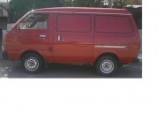 Ebro vanette classica comercial diesel cor vermelho caixa manual
