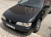Nissan almera 2 0d van diesel cor preto