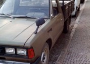 Datsun pick up diesel cor outra caixa manual