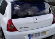 Clio storia diesel cor branco