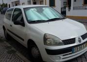 Clio van 1 5 diesel cor branco caixa manual