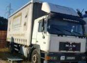 Camiao man para pecas diesel